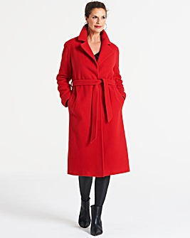 Helene Berman Collar and Revere Coat