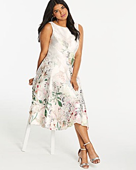 Coast Bailey Jacquard Dress