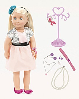 Our Generation Jewellery Doll - Anya