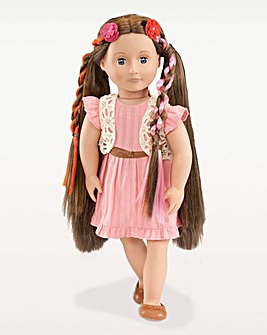 Our Generation Hairgrow Doll - Parker