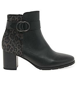 Gabor Venus Womens Wider Ankle Boots