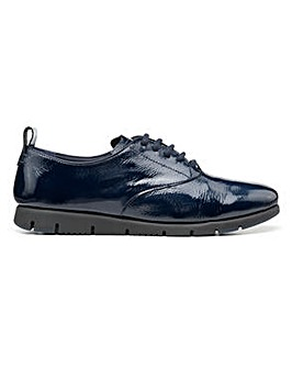 Hotter Feather Lace Up Shoe