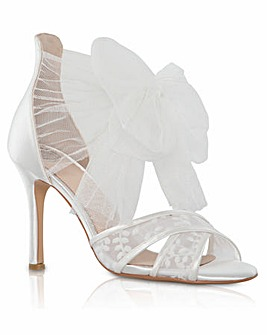 Perfect Kennedy Open Waist Lace Sandal