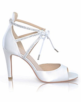 Perfect Kelis Open Waist Lace-Up Sandal