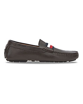 Tommy Hilfiger Coporate Leather Driver