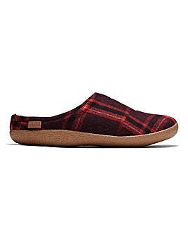 Toms Berkeley Check Slipper