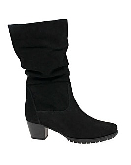 Gabor Oslo Womens Wide Fit Calf Boots
