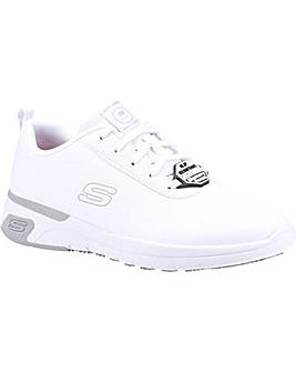 Skechers Marsing Gmina Slip Resistant Shoe