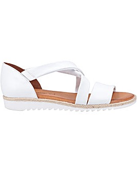 Hush Puppies Gemma Espadrille Wedge Sandal