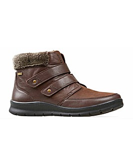 Padders Havana Wide EE / EEE Ankle Boots
