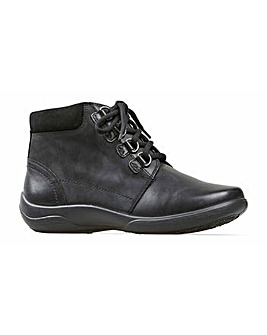 Padders Journey Wide EE/EEE Ankle Boots