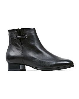 Van Dal Elvin Wide E Fit Ankle Boots
