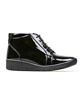 Van Dal Mere Wide E Fit Ankle Boots