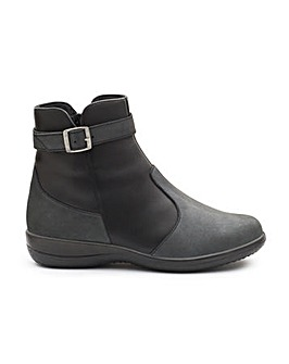 Padders Mary Wide EE/EEE Fit Ankle Boots
