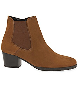 Gabor Level Wider Fit Chelsea Boots