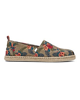 Toms Vegan Alpargata Tropical