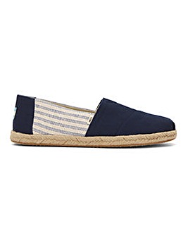 Toms Vegan University Espadrille