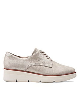 Clarks Shaylin Lace D Fitting