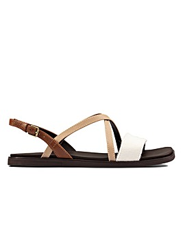 Clarks Ofra Strap D Fitting