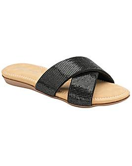 Dunlop Kirsty standard fit sandals