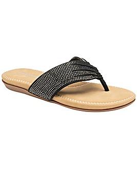 Dunlop Cadence standard fit sandals