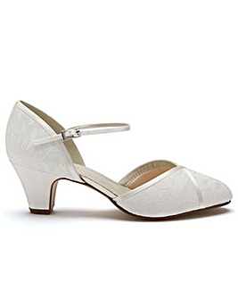 Rainbow Club Shirley Lace Wedding Shoes
