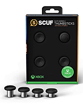 SCUF Elite Series 2 Thumbsticks - Black