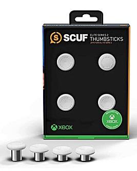 SCUF Elite Series 2 Thumbsticks - White