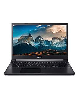 Acer Aspire 7 G Ryzen 5 8GB 512GB SSD RTX3050 15.6in FHD 144Hz Gaming Notebook
