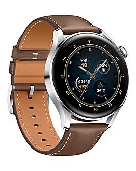 Huawei Watch 3 Classic - Pebble Brown