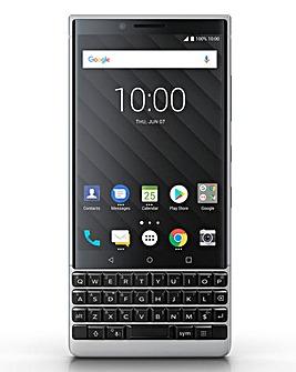 Blackberry Keytwo Smartphone Silver