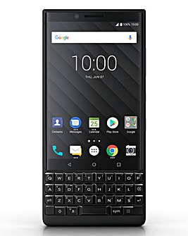 Blackberry Keytwo Smartphone Black