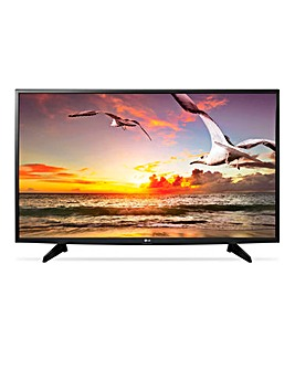 LG 32in HD Ready LED TV