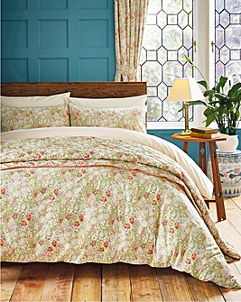 William Morris Golden Lily Duvet Cvr Set