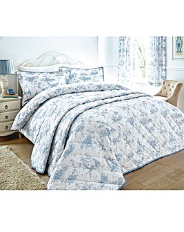 V & A Garden of Love Duvet Cover Set