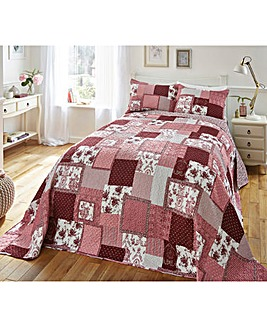 Ruby Bedspread Set