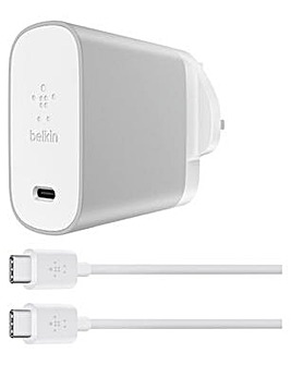 Belkin 45W USB C Charger and Cable