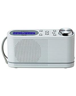 Roberts Play 10 DAB Radio - White