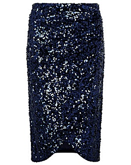 Monsoon Selah Sequin Skirt