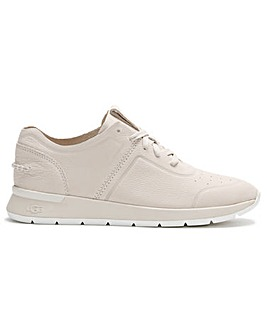UGG Adaleen Nubuck Lace Up Trainers