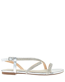 Monsoon Trixie Trim Flat Sandal