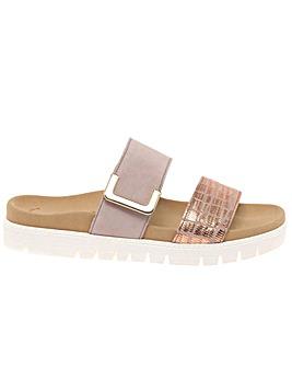Gabor Euphoria Standard Fit Mule Sandals