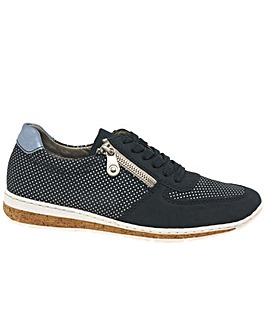 Rieker Tiva Standard Fit Casual Trainers