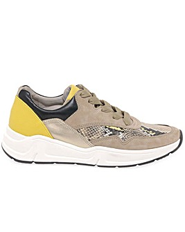 Gabor Bunny Wide Fit Casual Trainers