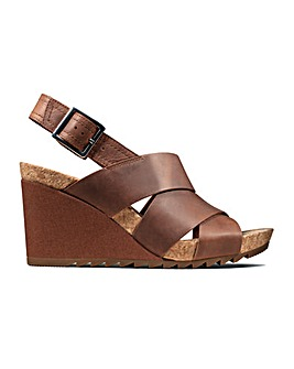 Clarks Flex Sand Standard Fitting Sandals