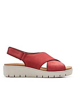 Clarks Un Karely Sun E Fitting