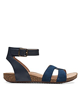Clarks Unstructured Un Perri Loop Standard Fitting Sandals