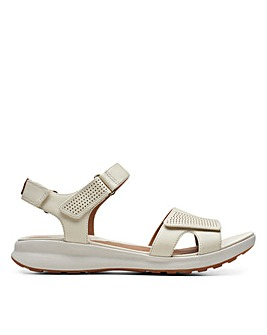 Clarks Unstructured Un Adorn Calm Standard Fitting Sandals