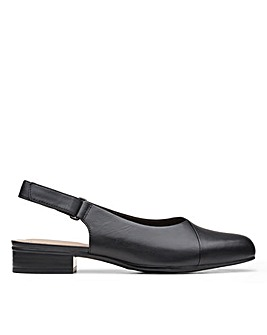 Clarks Juliet Pull D Fitting
