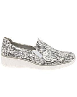 Rieker Melgar Standard Fit Casual Shoes